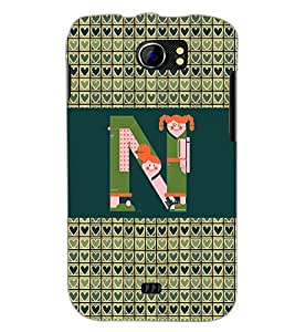 PrintDhaba GRANDbet N D-4146 Back Case Cover for MICROMAX A110Q CANVAS 2 PLUS (Multi-Coloured)