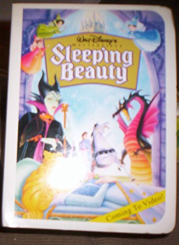 "Beauty, Sleeping Beauty Walt Disney`s Masterpiece Video Collection 4"" PVC Figure From McDonald`s Kid`s Meal - 1"