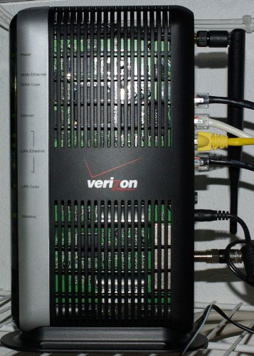 Verizon Actiontec M1424WR FIOS Router/Cable Modem