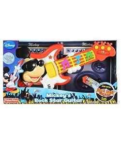 Fisher-Price Disney's Mickey's Rock Star Guitar