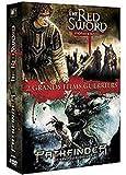 echange, troc 2 grands films guerriers : Pathfinder - Le sang du guerrier + The Red Sword