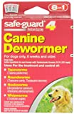 8in1 Safe Guard Canine Dewormer for Large Dogs, 4-Gram