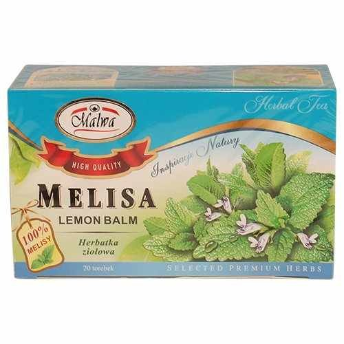 Melisa Herbal Tea Lemon Balm (Pack Of 1) 40G