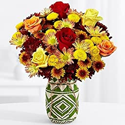 Gift Wrapped - eshopclub Same Day New Year Flower Delivery - Online New Year Flower - New Year Flowers Bouquets - Send New Year Flowers