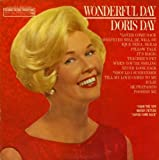 """MONO VINYL LP!  Doris Day: Wonderful Day!  Limited Edition!  1961 Columbia Record Productions Special Products Compilation!  Includes Custom Inner Sleeve With Photos Promoting The Film """"Lover Come Back"""" And Doris' Columbia Albums!  This Colle..."""