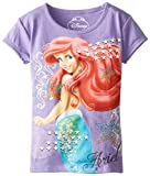 Extreme Concepts Little Girls' Disney Ariel Tee