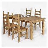 Essgruppe Tischgruppe Essgarnitur TEQUILA Mexico Möbel 1 Tisch