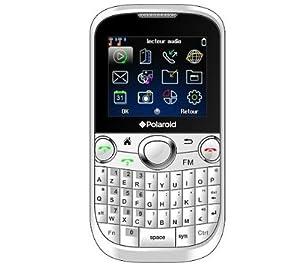 Polaroid PROZO023PR Smartphone GSM/GPRS/Bibande Bluetooth Blanc