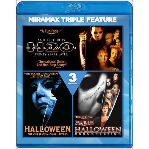 Halloween Triple Feature [Blu-ray] [Import]