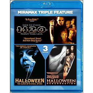Halloween Triple Feature [Blu-ray]