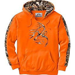 Legendary Whitetails Men\'s Outfitter Hoodie Inferno XX-Large Tall