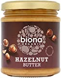Biona Organic Hazelnut Butter 170 g (Pack of 3)