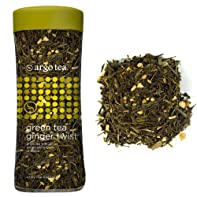 Green Tea Ginger Twist Loose Leaf Tea - 4.5oz