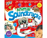 Galt Toys Animal Soundtracks Game Children Education
