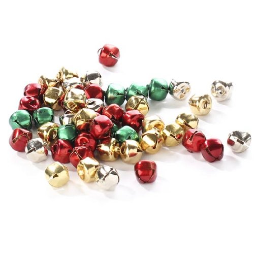 Holiday Colored Jingle Bells