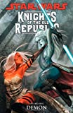 img - for Star Wars: Knights of the Old Republic Volume 9 - Demon book / textbook / text book