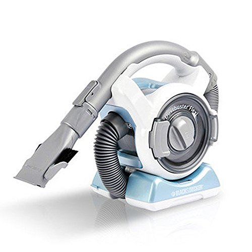 Black & Decker Pd1200 Cordless Handy Vacuum Cleaner Dustbuster For Home Car 12V (Charger 220V 60Hz)