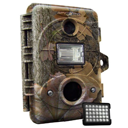 Spypoint 7Mp Camera With 46 Infrared Led'S, Camo