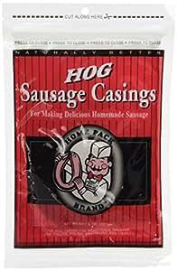 Natural Sausage Casing Casings for Homemade Sausage. Bratwurst, Italian, Smoked Links, Kielbasa and MORE.