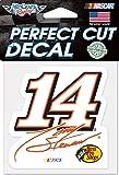NASCAR Tony Stewart Perfect Cut Color Decal, 4″ x 4″