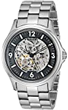 Armitron Men's 20/4892SVSV Stainless Steel Automatic Watch