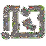 Orchard Toys Giant Road Jigsaw, Multi Color