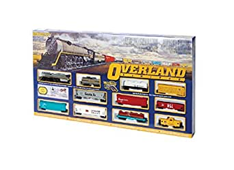 Bachmann Trains Overland Limited Ready To Run