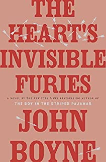 Book Cover: The Heart's Invisible Furies: A Novel
