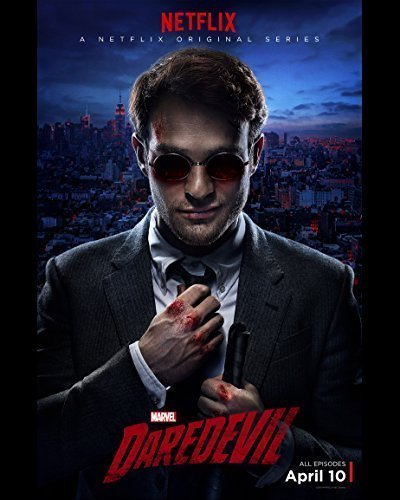 Daredevil (8 inch by 10 inch) PHOTOGRAPH fixing tie TL