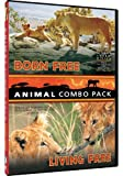 Animal Combo Pack: Born Free / Living Free [USA] [DVD]