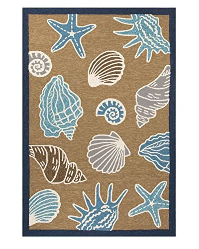 Jaipur Rugs Sea Shell Indoor/Outdoor Rug