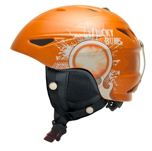 lucky-bums-alpine-series-firecracker-helmet-orange-medium