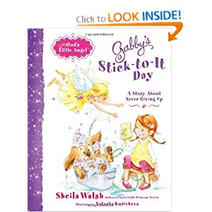 Gabby's Stick-to-It Day: A Story About Never Giving Up (Gabby, God's Little Angel)