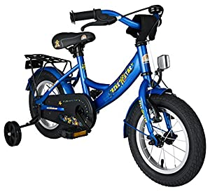 Amazon.com : Bikestar 12 inch (30.5 cm) Kids Children Boys