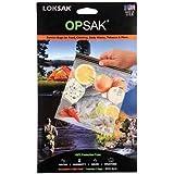 Loksak Opsak 9x10 Inch Storage Bag(2 pack)
