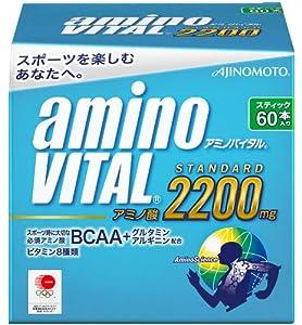 アミノバイタル 2200 60本入箱