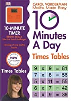 10 Minutes A Day Times Table