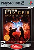Star Wars Episode III: Revenge of the Sith Platinum (PS2)