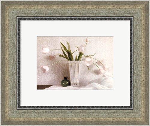 The Tulips by Judy Mandolf Framed Art Print