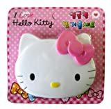 Hello Kitty Travel Comb Mirror Set - Hello Kitty Portable Vanity Set