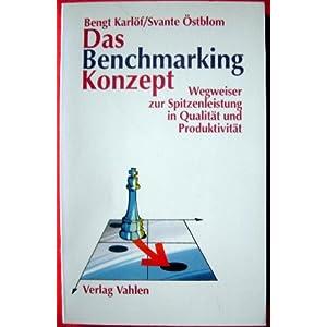 Das Benchmarking-Konzept: Wegweiser zur Spitzenleistung in Qualität und Produktivität