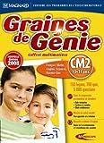 Graines de génie - coffret multimatiere 2008 : CM2 (10-11 ans)...