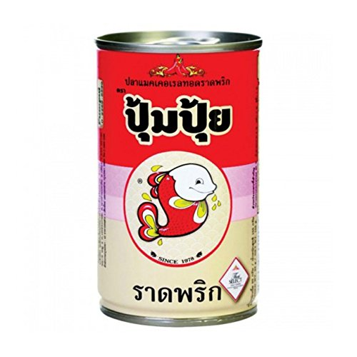 [PUMPUI FRIED MACKERELS IN CHILLI SAUCE 155G. / 1 CAN] (Toddler Fried Egg Costume)
