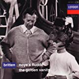 Britten: Noye's Fludde, The Golden Vanity