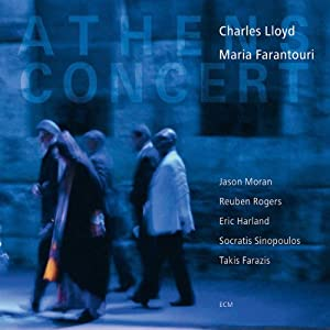 Charles Lloyd - Athens Concert cover