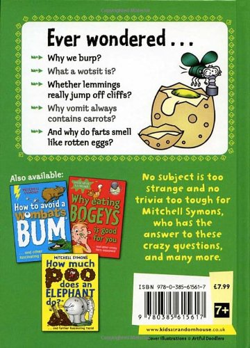 libro why do farts smell like rotten eggs di mitchell symons. Black Bedroom Furniture Sets. Home Design Ideas