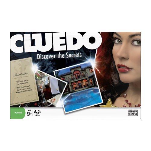 Cluedo Reinvention gioco da tavolo [importato da UK]