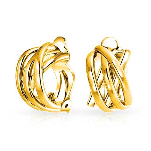 bling-jewelry-vergoldete-kreuz-und-moderne-halfte-hoop-ohrringe