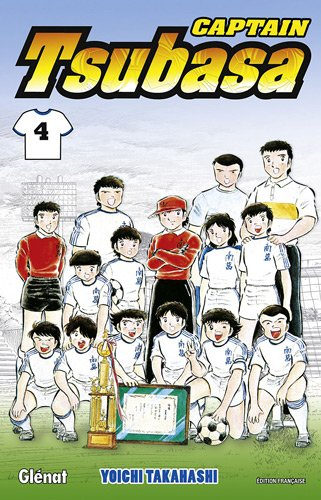 Captain Tsubasa n° 4 En route pour le tournoi national !