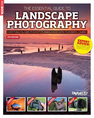 The Essential Guide to Landscape Photography 5 MagBook
